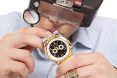 Free Watchmaker Royalty Free Stock Images - 40089469