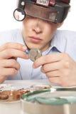 watchmaker Στοκ εικόνες με δικαίωμα ελεύθερης χρήσης