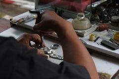 watchmaker Imagem de Stock Royalty Free