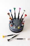 Watchmaker screwdriver Royalty Free Stock Photography
