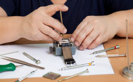 Watchmaker Stock Photography