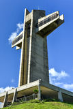 Watchman Cross in Ponce, Puerto Rico Stock Images
