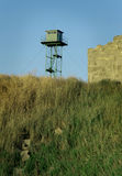 watchtower Royaltyfri Foto