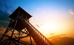 Watchtower Stock Photography