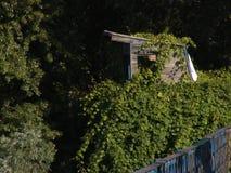 Watchtower Royalty-vrije Stock Fotografie