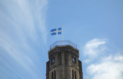 Watchtower in Calais Stock Photography