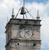 Watchtower in Croatia Royalty Free Stock Photos