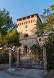 Watchtower de Bosis, portonovo Stock Photo
