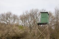 Watchtower in eifel Royalty-vrije Stock Foto