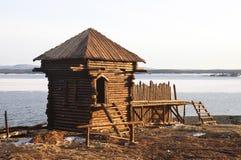 watchtower för kustinvånarepomor Royaltyfria Foton