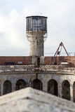 The watchtower of Fort Boyard, Charente-Maritime, France Royalty Free Stock Image