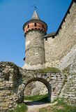 Watchtower in a fortress Stock Image