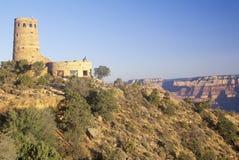 Watchtower, Grand Canyon National Park, Arizona Stock Photo