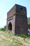 Watchtower - Hai Van Pass Vietnam stock fotografie