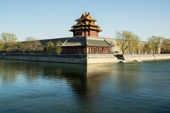 The watchtower of the Imperial Place Royalty Free Stock Photography