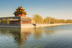 The watchtower of the Imperial Place Stock Photography