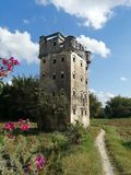 Watchtower royalty-vrije stock foto's