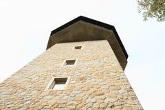 Watchtower Pitman pitch Stock Image