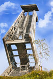 Watchtower Stairs Royalty Free Stock Photos