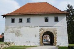 Watchtower in Varazdin Stock Photos
