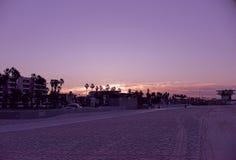 Watchtower Venice Beach Stock Photography