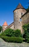 Watchtowerbefästning Fotografering för Bildbyråer
