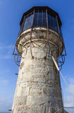 Watchtoweren av Fort Boyard som Charente-är maritim, Frankrike Royaltyfri Foto