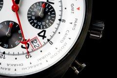 watchwrist Royaltyfri Fotografi