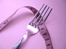 watcing вес Стоковые Фотографии RF