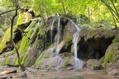 Watefall Rumunia Zdjęcie Royalty Free