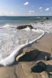 Wategos beach in Byron Bay Stock Photo