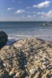 Wategosstrand in Byron Bay Royalty-vrije Stock Foto's