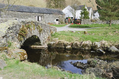 Watendlath Bridge Stock Photography