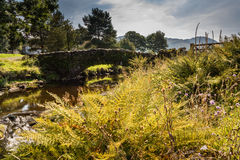 Watendlath Bridge Royalty Free Stock Images