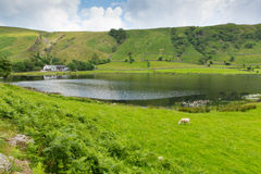 Watendlath Tarn Lake District Cumbria England UK Royalty Free Stock Photo