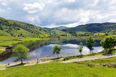 Watendlath Tarn Lake District Cumbria England UK Stock Images