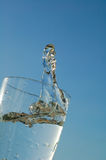 Water royalty-vrije stock foto