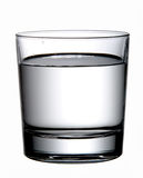 Water. Glass of Water royalty free stock images
