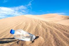 Water. Cool refreshing water in the desert heat Stock Photo