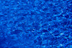 Water. Clean water background with some waves Royalty Free Stock Photo