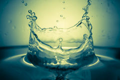 Water abstract Royalty Free Stock Photos