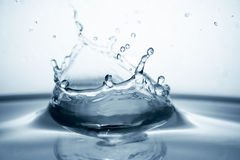 Water abstract Royalty Free Stock Images