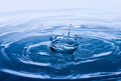 Water abstract Royalty Free Stock Photo