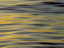 Water abstract 2. Water abstract, sunset on ocean Royalty Free Stock Photo