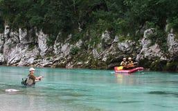 Water activities Stock Image
