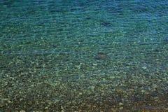 Water Adriatische Overzees Stock Afbeeldingen