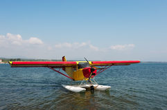 Water airplane Royalty Free Stock Photos