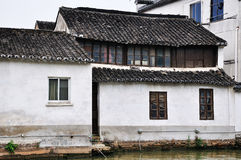 Water alley at suzhou Royalty Free Stock Photos