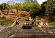 Water attraction Stock Images