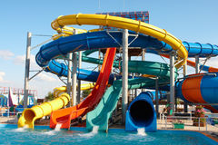 Water attraction Royalty Free Stock Images